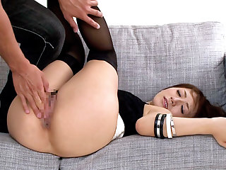 Getting Fingered On The Casting Couch