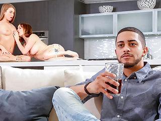Jill Kassidy & Krissy Lynn in Testing My Son's New Girlfriend - DigitalPlayground