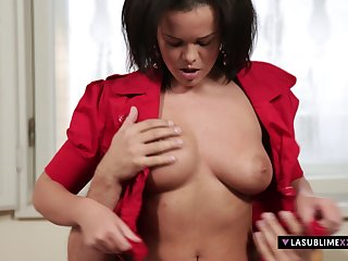 LaSublimeXXX Linette Thieno gets fucked by big dick