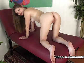 Fabulous pornstars Alice March, Karlee Grey in Incredible Solo Girl, Redhead adult video