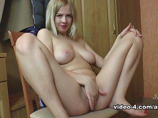 Horny pornstar in Fabulous Hairy, Big Tits sex scene