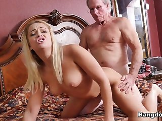 Horny pornstar Kenzie Green in Crazy Big Ass, Blonde porn movie