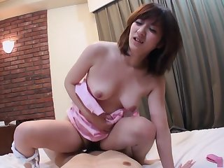 Amazing pornstar Yuki Minami in exotic cumshots, pov sex scene